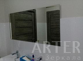 Установка зеркала в ванную, г.Алматы 1