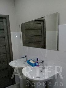 Установка зеркала в ванную, г.Алматы 2