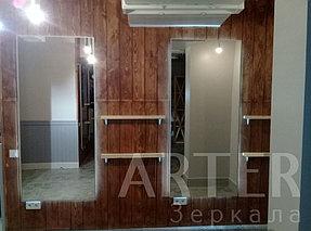 Изготовление и установка зеркал с подсветкой, г.Алматы 5