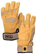 PETZL CORDEX PLUS TAN Перчатки профессиональные для работы на съемочной площадке