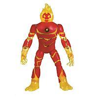 Ben10 Фигурка 16см (свет, звук) Человек-огонь, фото 1