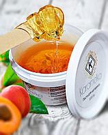 Сахарная паста для депиляции волос 300 гр. плотная Karamelka (для шугаринга)