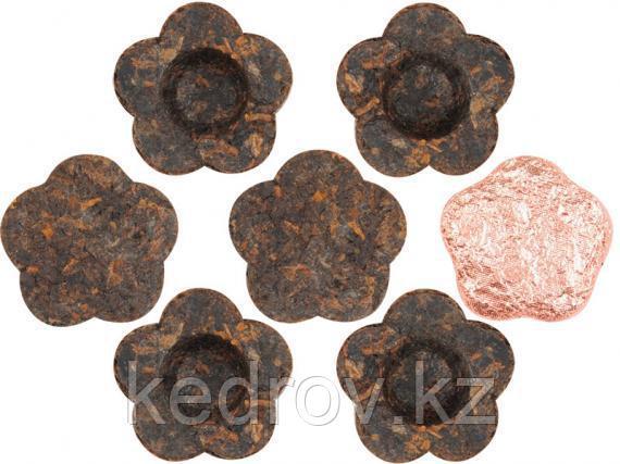 Чай Дама с камелиями Пу-Эр (прессованный), цена за 1 штуку