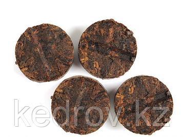 Чай Монетка Пу-Эр (2-х летний) (прессованный), цена за 1 штуку