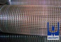 Сетка штукатурная армирующая оцинкованная 50x20x0,55 раскрой 1,25 м х 16 м