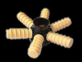 """Распределительная система нижняя лучевая для 14""""-16"""" под трубу 50мм HU6260"""