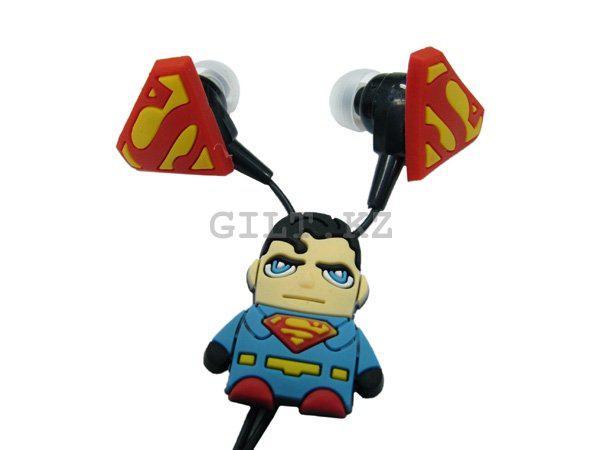 Наушники Супермен