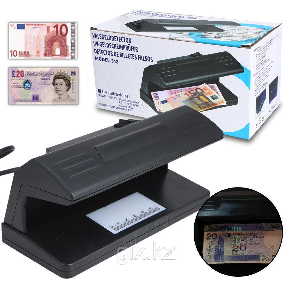Переносной детектор валют модель 318