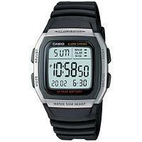 Спортивные наручные часы Casio W-96H-1AVES, фото 1
