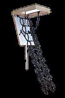 Металлическая лестница Termo Oman (70х130х290 см) Польша