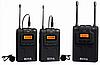 BOYA BY-WM8 двухканальная радиосистема