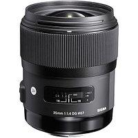 SIGMA AF 35mm F/1.4 DG объектив для Nikon, фото 1