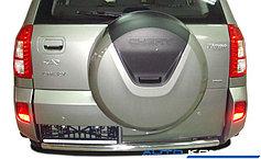 Обвес, защита бамперов, порогов из нержавеющей стали Chery Tiggo FL 2013-