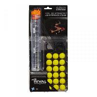 Nerf B1594 Нерф Райвал Запасной магазин + 18 шариков, фото 1