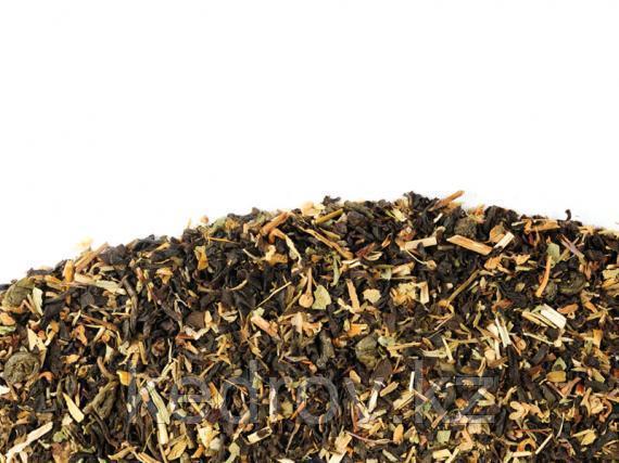 Чай с чабрецом (цветочный) черный 1 кг