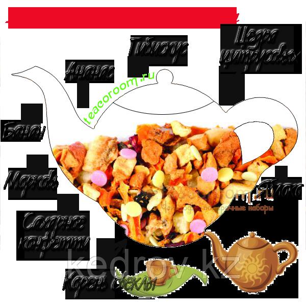 Чай Фани Бани (фруктовый) 1 кг