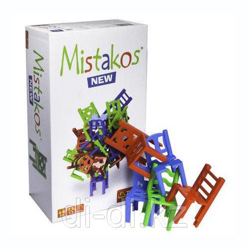 Mistakos New Настольная игра Стульчики