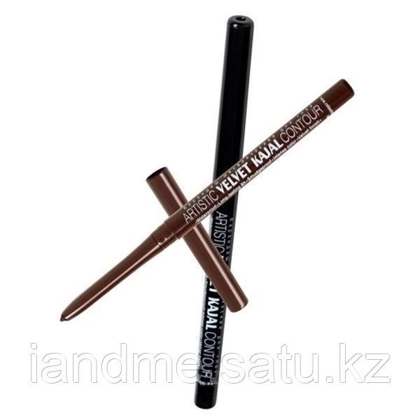 Механический карандаш для глаз Relouis Artistic Velvet Kajal Contour