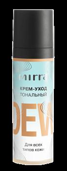 MIRRA Тональный крем-уход для всех типов кожи