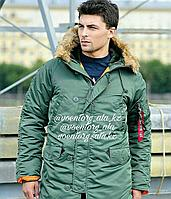 Куртка Аляска  Parka Slim fit