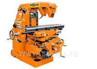 Горизонтально-фрезерный станок Stalex X6140, стол 1700х400 мм с УЦИ,X/Y, 380В