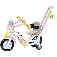 Игрушка ZAPF BABY born Велосипед, дисплей, фото 1