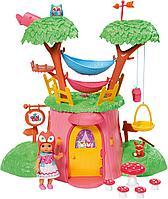 Игрушка ZAPF CHOU CHOU Мини-лисичка Дерево-домик функц. с куклой, кор., фото 1
