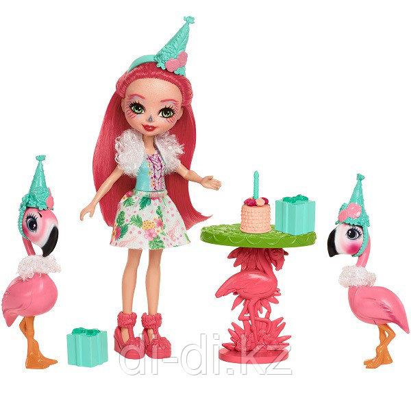 """Mattel Enchantimals Игровой набор """"Праздник Фламинго"""""""