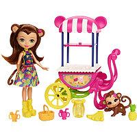 """Mattel Enchantimals Игровой набор """"Фруктовая корзинка"""", фото 1"""