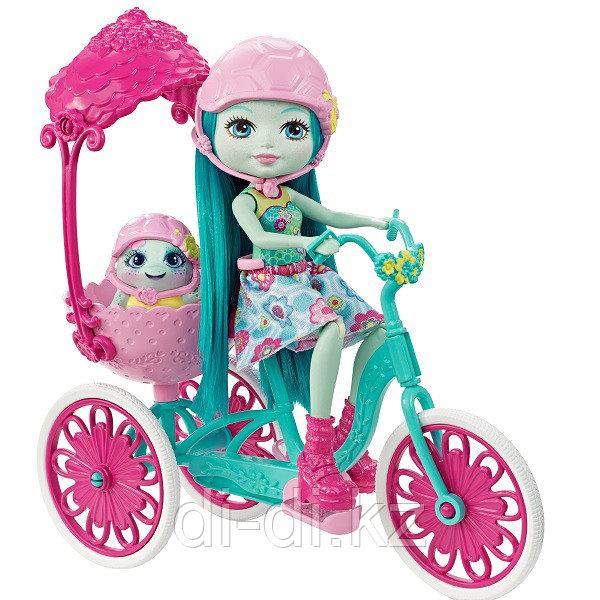 """Mattel Enchantimals Игровой набор """"Прогулка на велосипеде"""""""