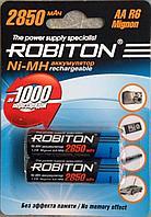 Аккумулятop ROBITON AA   2850mAh