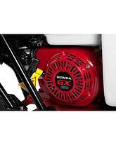 """Виброплита ЗУБР """"ПРОФЕССИОНАЛ"""" прямого хода для асфальта, бензин, 15кН, плита 530*500мм, двигатель Honda GX160, фото 3"""