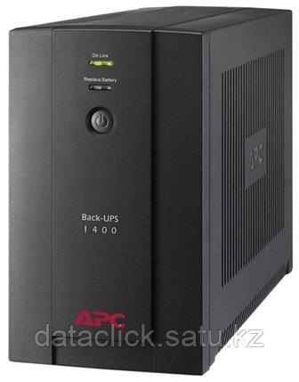 UPS APC/BX1400U-GR/Back/AVR, 4 Schuko, USB, RJ-11/1 400 VА/700 W, фото 2