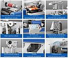 WeiGang ZJR-450 - 12-красочное флексографическое оборудование, фото 4