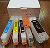 ДЗК\ПЗК Epson T2601, T2611-2614 для принтеров XP-600 | XP-605 | XP-700 | XP-800