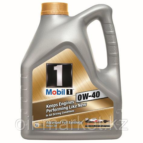Масло моторное Mobil 1 0W40 (4л) синтетическое, фото 2