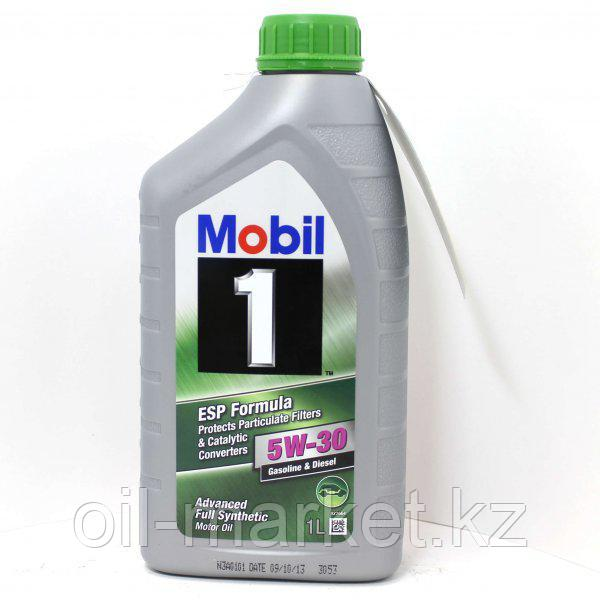 Масло моторное Mobil 1 ESP Formula 5W30 (1л) синтетическое