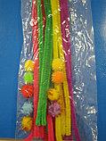 Плюшевые палочки для детского творчества, Алматы, фото 2