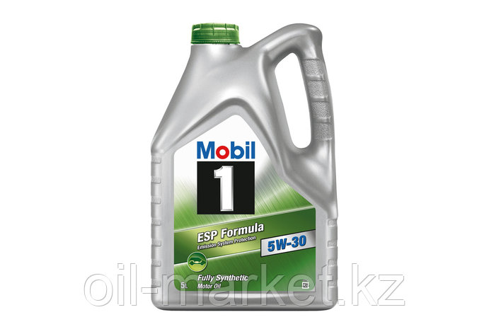 Масло моторное Mobil 1 ESP Formula 5W30 (4л) синтетическое, фото 2