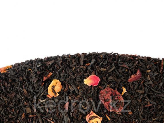 Чай Ванильная Клюква (черный ароматизированный)  0,5 кг