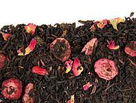 Чай Дикая вишня (черный ароматизированный) 0,5 кг