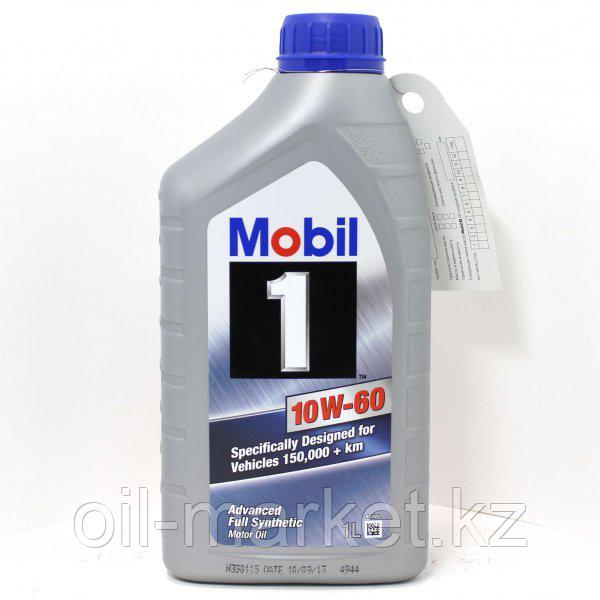 Масло моторное Mobil 1 10W60 (1л) синтетическое