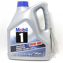 Масло моторное Mobil 1 10W60 (4л) синтетическое
