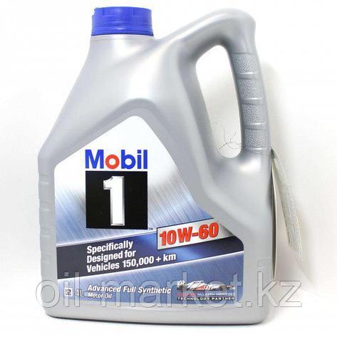 Масло моторное Mobil 1 10W60 (4л) синтетическое, фото 2