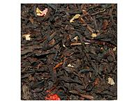 Чай Земляника со сливками (черный ароматизированный) 0,5 кг