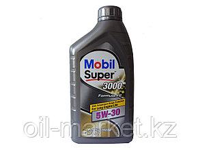 Моторное масло Mobil Super™ 3000 fe special 5w30 1л синтетическое