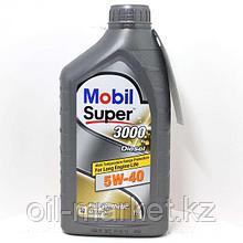 Моторное масло Mobil Super™ 3000 X1 Diesel 5W-40 1л синтетическое