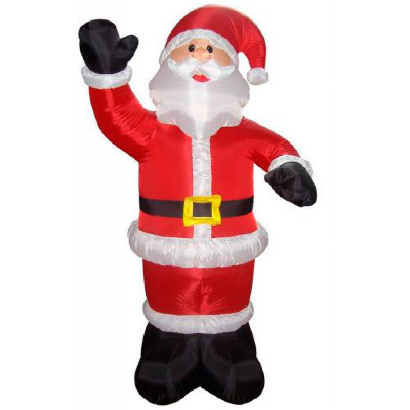 "Надувная фигура ""Дед Мороз"" 3 метра"