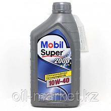 Моторное масло Mobil Super™ 2000 X1 10W-40 1л полусинтетическое