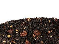 Чай Малина со сливками (черный ароматизированный) 0,5 кг